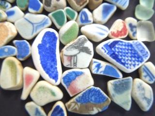 Sea Pottery! $45 7/14