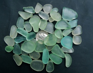 Stunning seafoam, on eBay