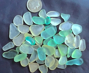 Cool Seafoam! SALE! 3/8 $29
