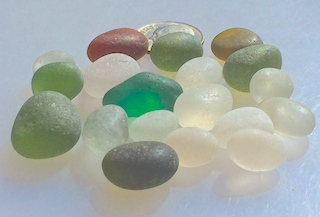 Sea Glass Eggs for Easter Baskets! 3/17