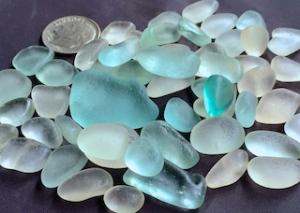 Ocean BLUE! AQUA! SALE! $31 4/15
